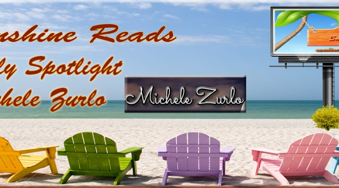 Weekly Author Spotlight-Michele Zurlo
